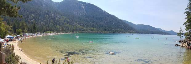 Lake Tahoe Is All That