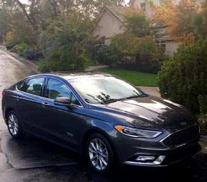 2017 Ford Fusion Energi Features Lot Of Upside