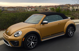 Volkswagen Beetle Dune A Combination Of Style And Personality
