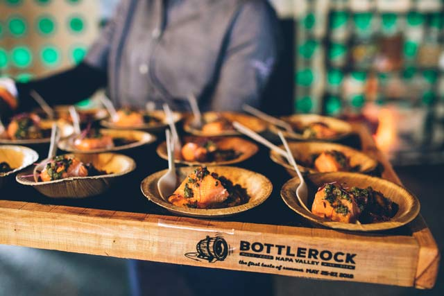 BottleRock Food