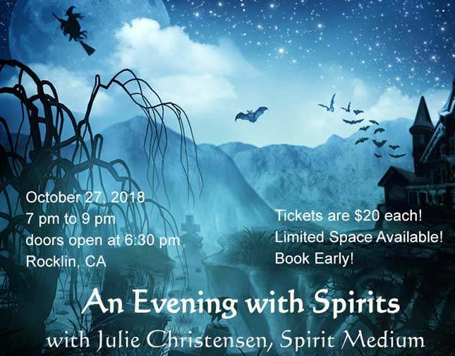 An Evening with Spirits