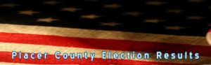 Placer County Election Results