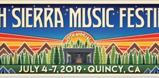 High Sierra Music Fest in Quincy