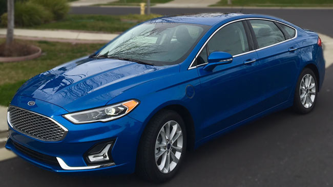 2019 Ford Fusion Energi Arrives With Improvements Rocklin And