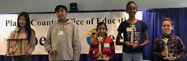 Placer County Spelling Bee