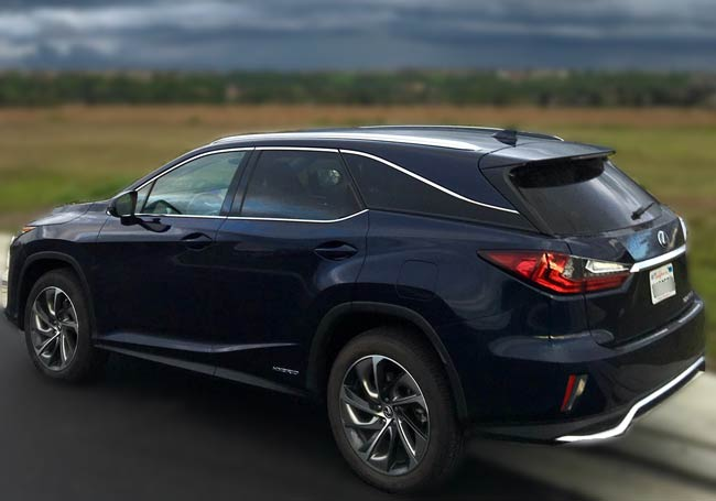 Lexus Hybrid Suv >> 2019 Lexus Rx 400hl Accommodating Suv Rocklin And Roseville Today