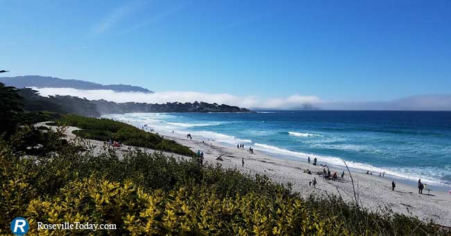 Beach in Carmel