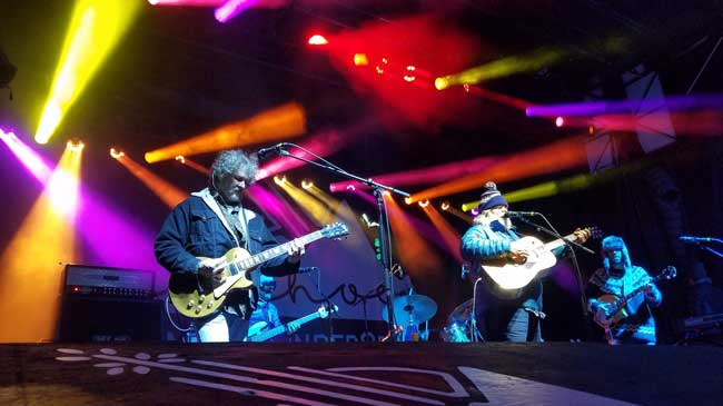 Leftover Salmon at WinterWonderGrass