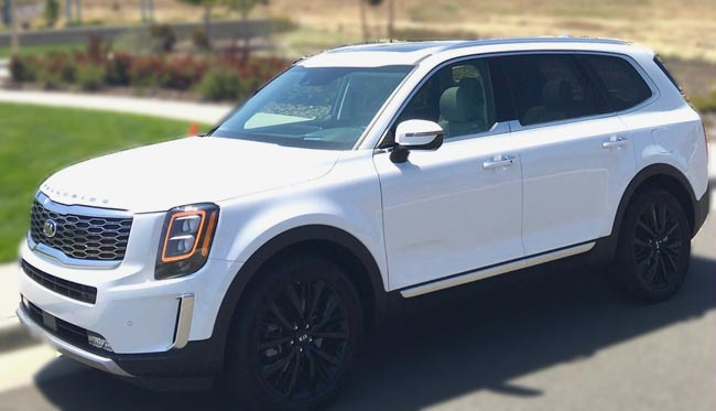 2020 Kia Telluride A Nice Addition Rocklin And Roseville Today