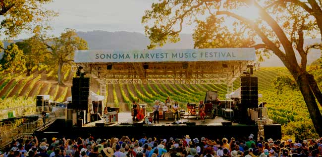 Sonoma Harvest Festival