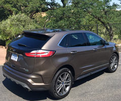 2018 Ford Edge: Facelift, Changes, Price >> 2019 Ford Edge A Considerable Upgrade Rocklin And