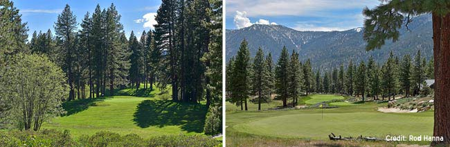 Tahoe Golf courses