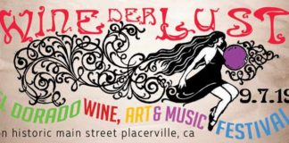 Winederlust in Placerville