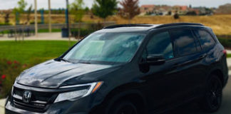 Honda Pilot Black Series