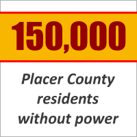 Residents without power