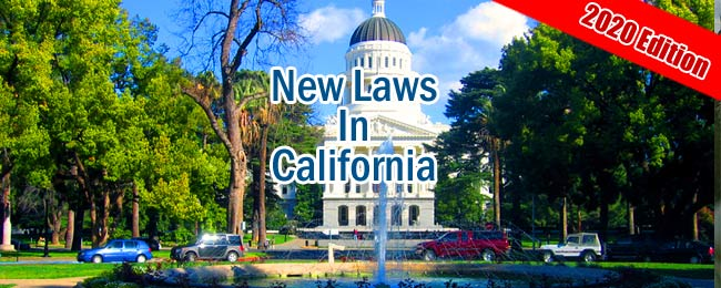 California New Laws 2020.New California Laws 2020 Part 1 Rocklin And Roseville Today