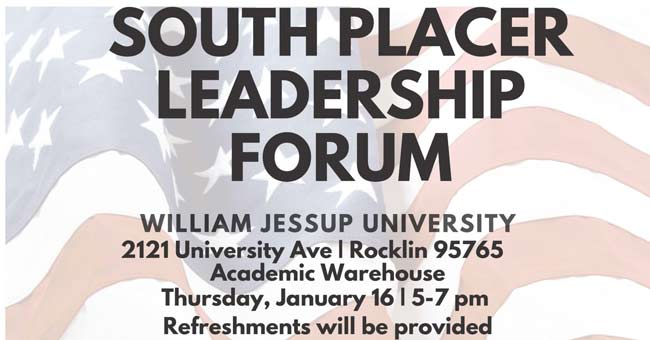 South Placer Leadership Forum