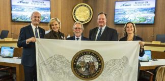 Placer County Flag