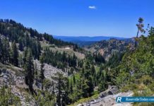 Lassen hike to Bumpass Hell