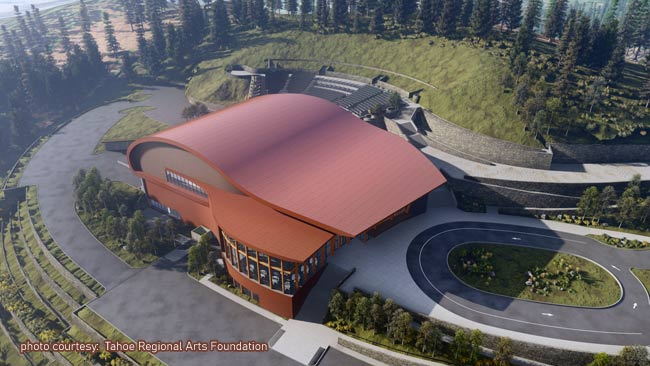 The Stages at Northstar (artist rendering)