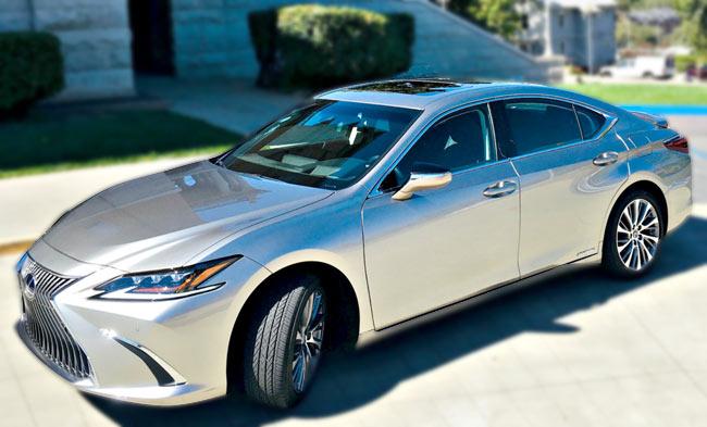 2020 Lexus ES 300