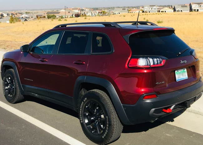 2020 Jeep Trailhawk