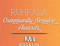 Ruhkala Community Service Awards