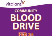 Roseville Blood Drive