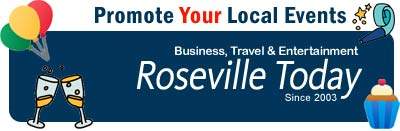 Roseville Events promo