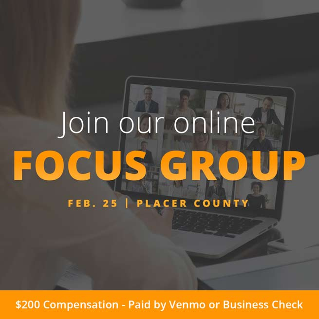 Placer Focus Group