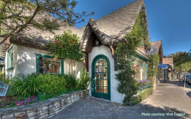 Carmel architecture