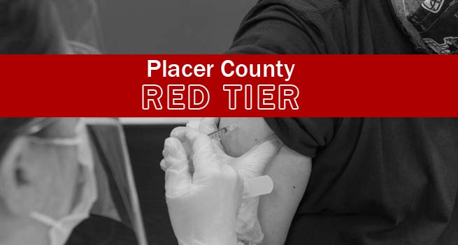 Placer County red Tier