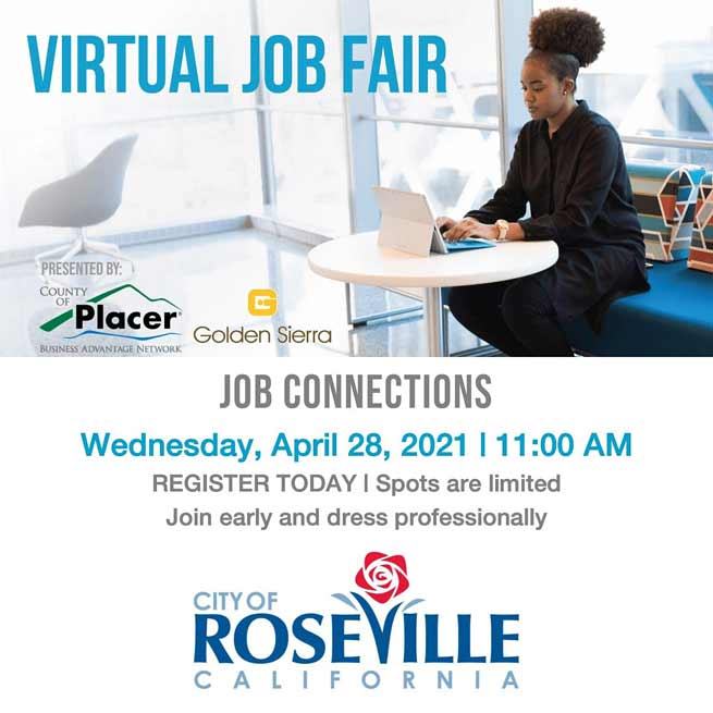 Roseville Job Fair