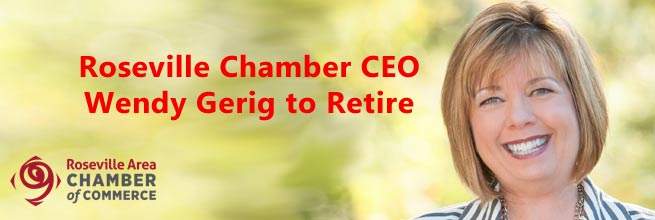Roseville Chamber CEO to retire