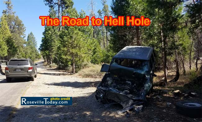 The road to Hell Hole
