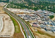 Whitney Ranch Parkway extension