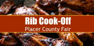 Placer County Fair Rib Cook Off