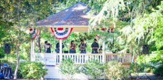 St Helena 4th of July
