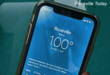 Roseville weather phone